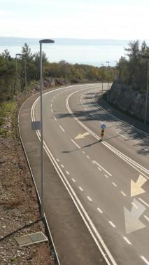Cesta Rujevica - Marinići